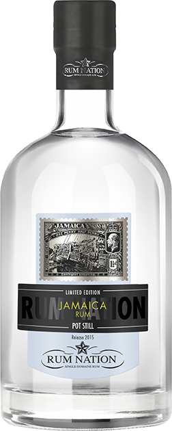 Jamaica White Pot Still - Release 2015 NAT29