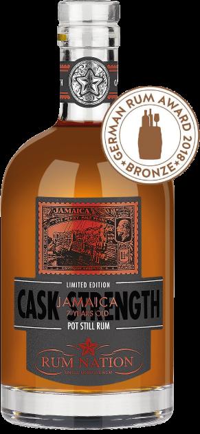 Jamaica-7yo-Cask-Strenght-award